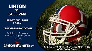 Watch Linton Miner Football Live Online
