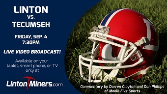 Watch Linton Miner Football Live Online