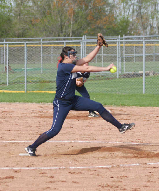 High School Sports: Lady Wolverines drop first conference