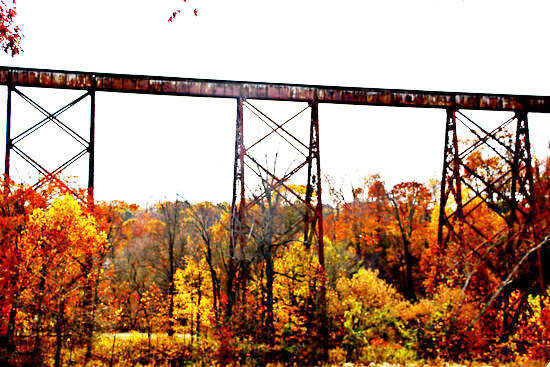 Road Trip Memories » A Trip to Tulip Trestle