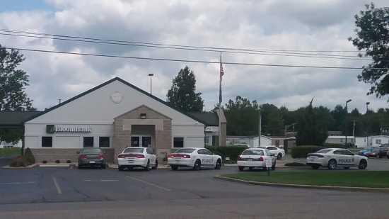 UPDATE: Linton Bloombank robbed