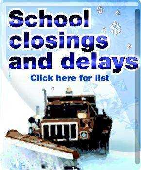 Local News: Closings and Delays for Thursday and Friday (12/15/10