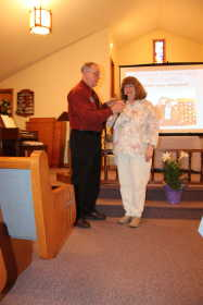 Local News: Open Arms Christian Ministries gives presentation in