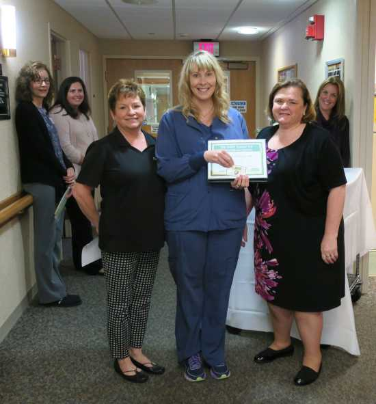 Local News: Hospital's OB Department recognized for
