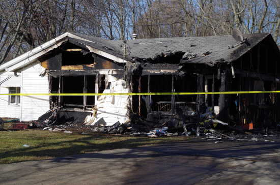 Local News: Linton House fire on Marshall Ave  caused by
