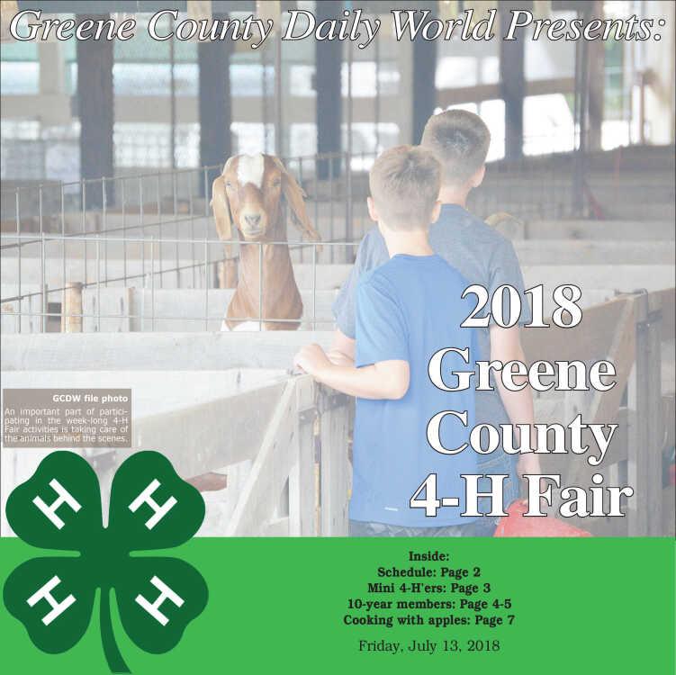 Local News: 2018 Greene County Fair Preview (7/13/18