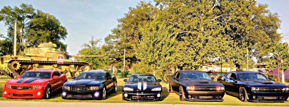 Local News Car Club Raising Money To Help Greene County Kids As - Muscle car club